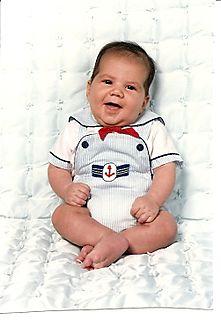 Baby tyson 2 months
