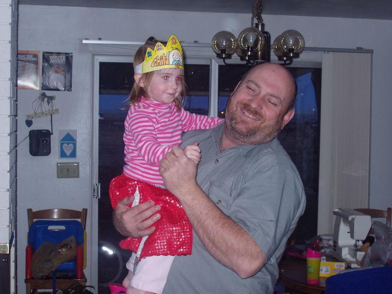 Tessa & Daddy 101