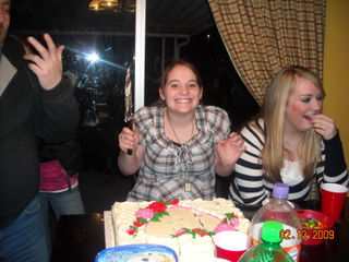 Megan's birthday party 001
