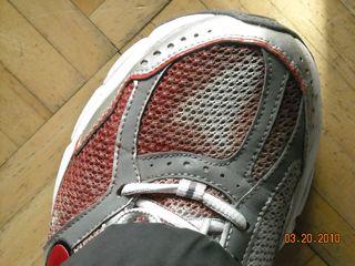 Bloody foot 001