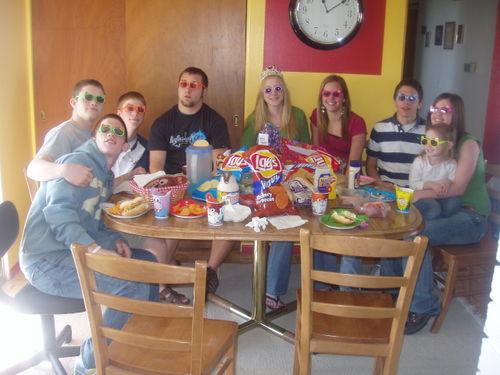 Lunch Crew