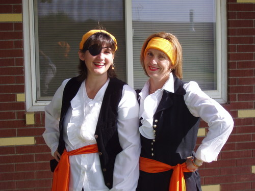 ARRR!  Pirates!
