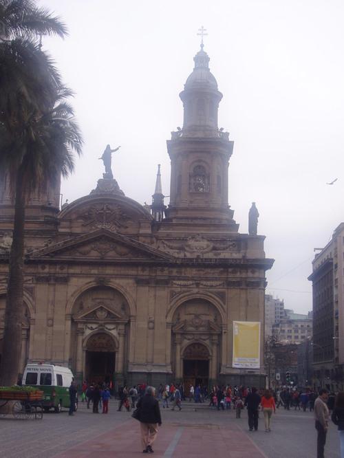 Catholic Cathedral of Santiago