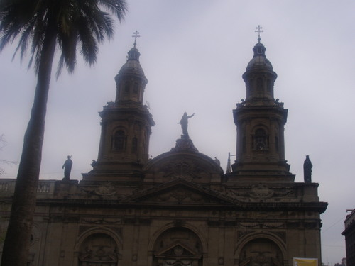 Catholic Cathedral of Santiago